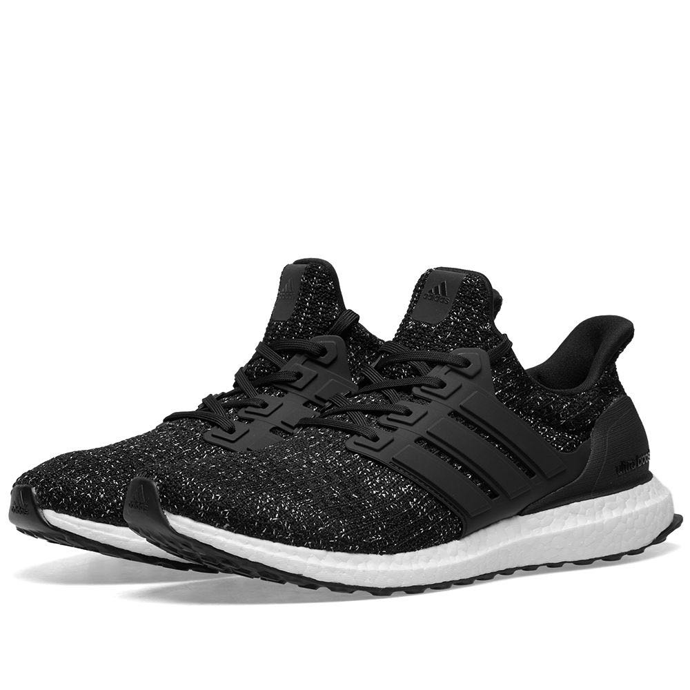 c2fc10c7 Adidas Ultra Boost 4.0 Core Black White Speckle, Men's Fashion ...