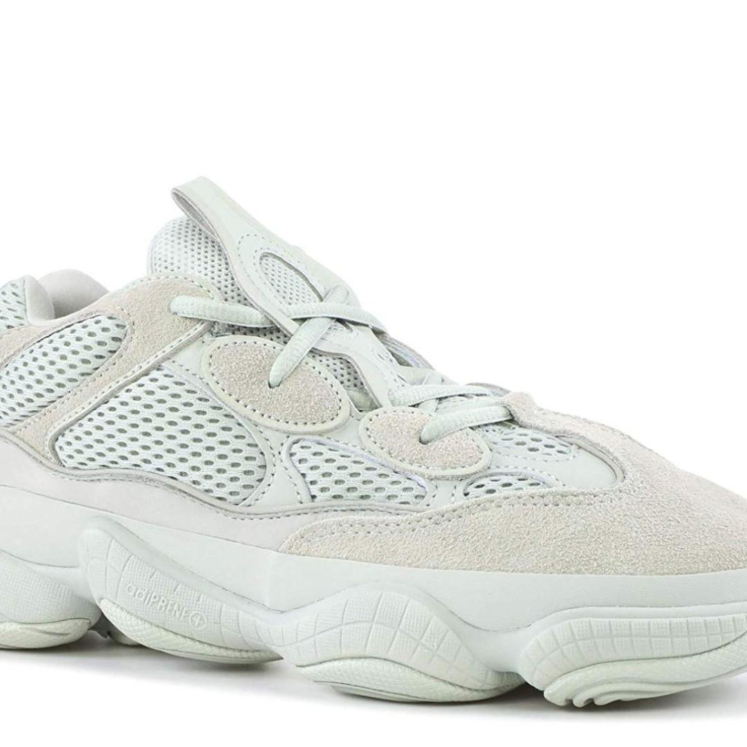 low priced 3aa0a cbb98 Adidas Yeezy 500 Salt, Women's Fashion, Shoes, Sneakers on ...