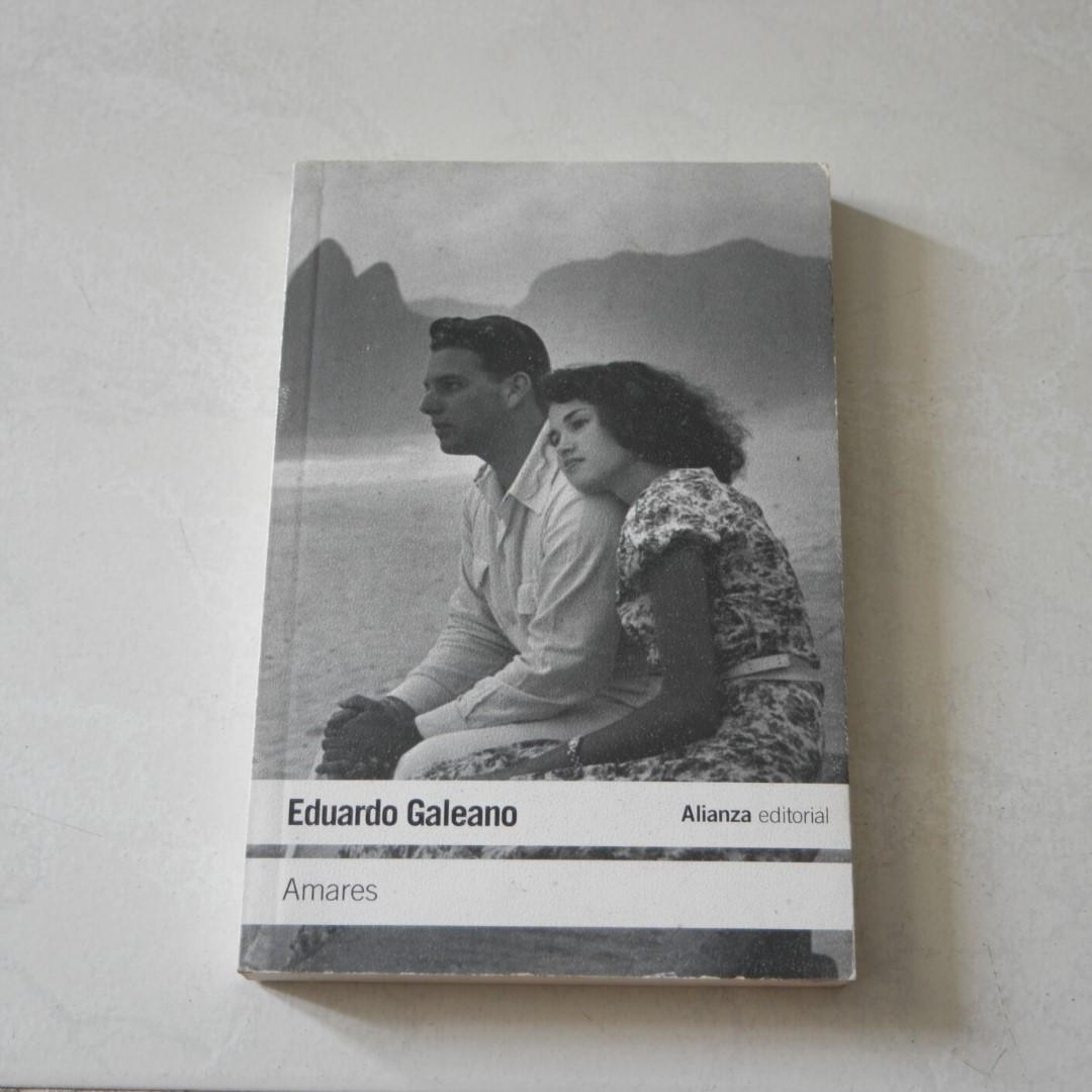 Amares Eduardo Galeano