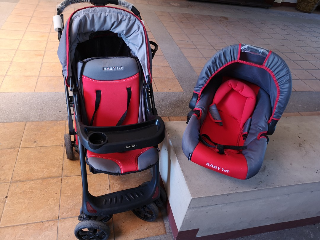 e8f747b8455 Baby 1st Stroller and Carseat