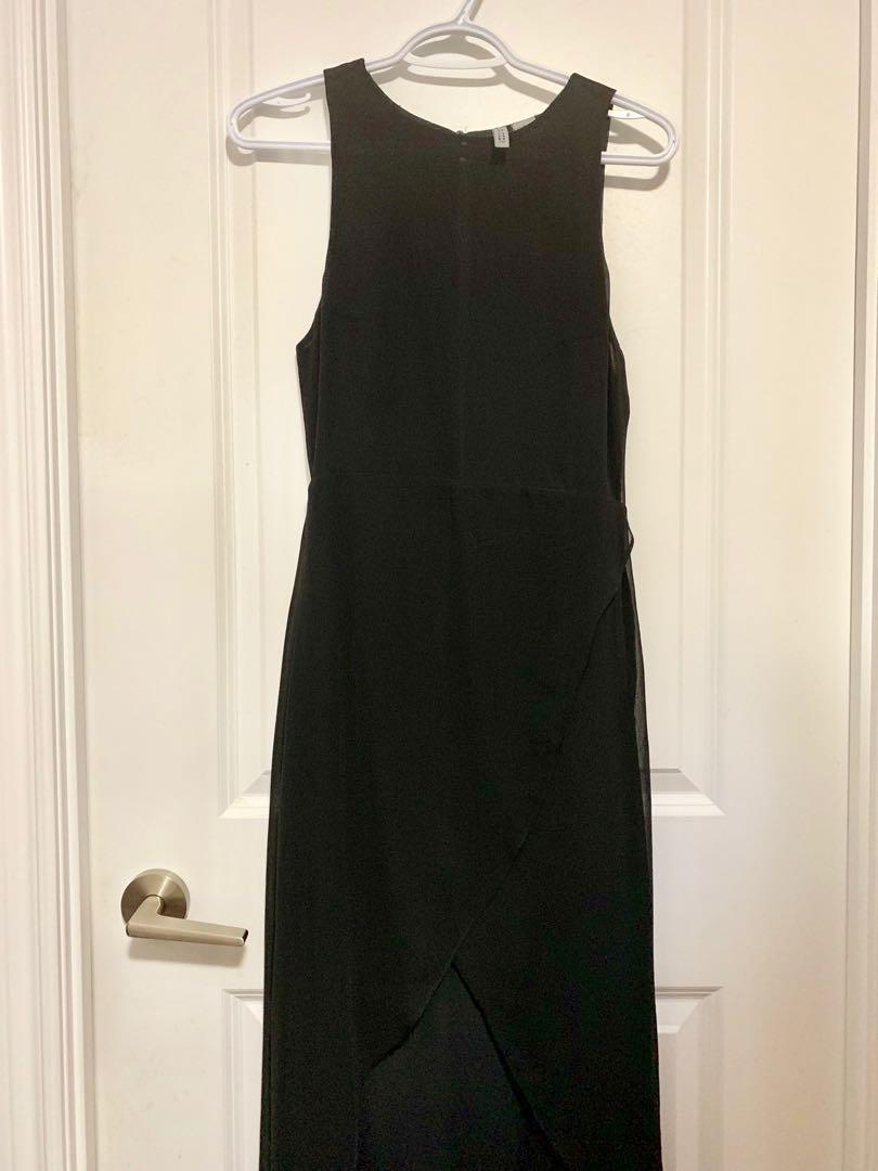 Black Dress - Size 4