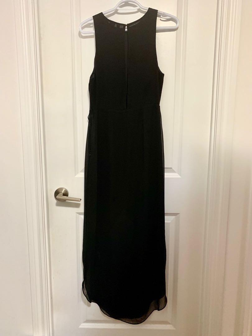 Black Dress - Size 4