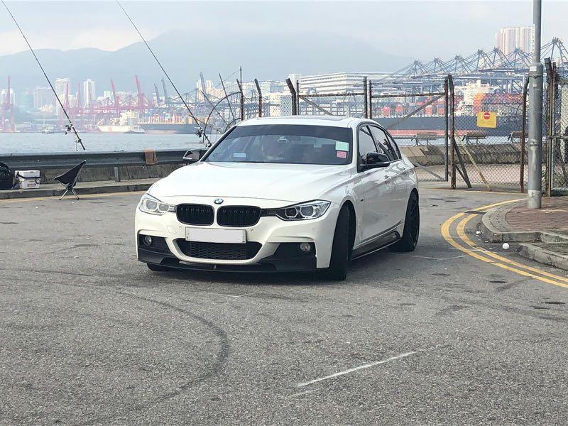 BMW 328iA Sport 2012