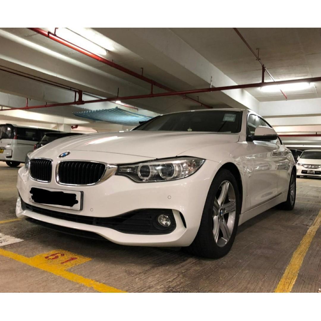 BMW 420I GRAN COUPE 2014