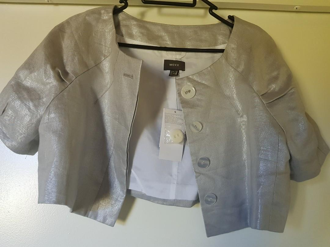 Bolero/Crop Jacket Size 6