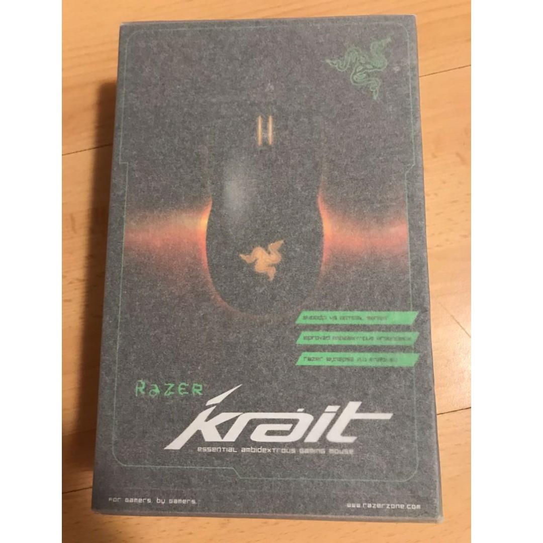 Brand new Razer Krait Gaming Mouse