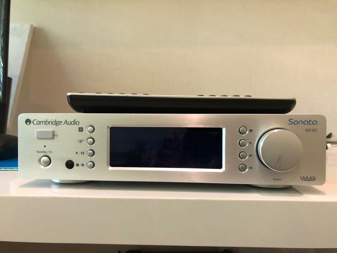 Cambridge audio np30 music streamer, Electronics, Audio on