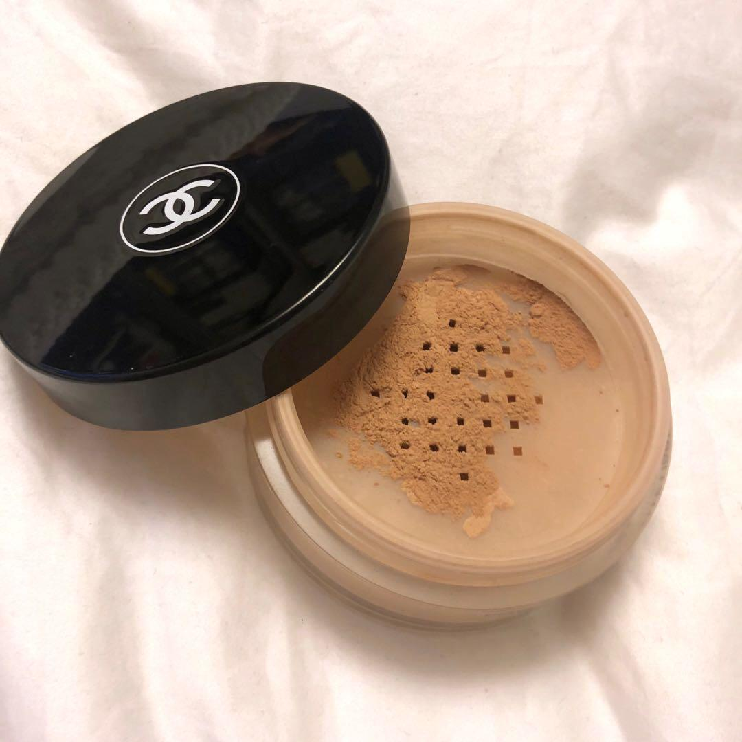 CHANEL LOOSE FACE POWDER SHADE 40