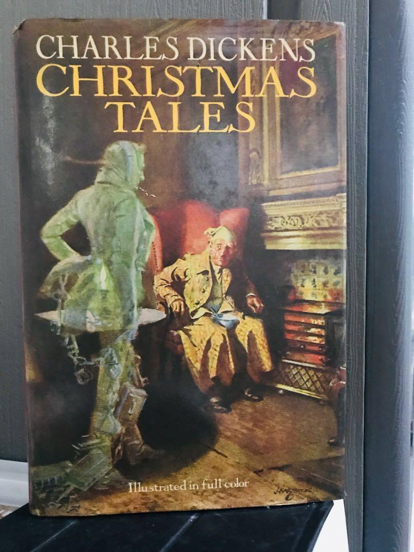 Charles Dickens Christmas Tales (Hardbound) Clearance Price