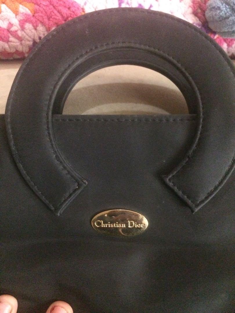 CHRISTIAN DIOR woman's purse