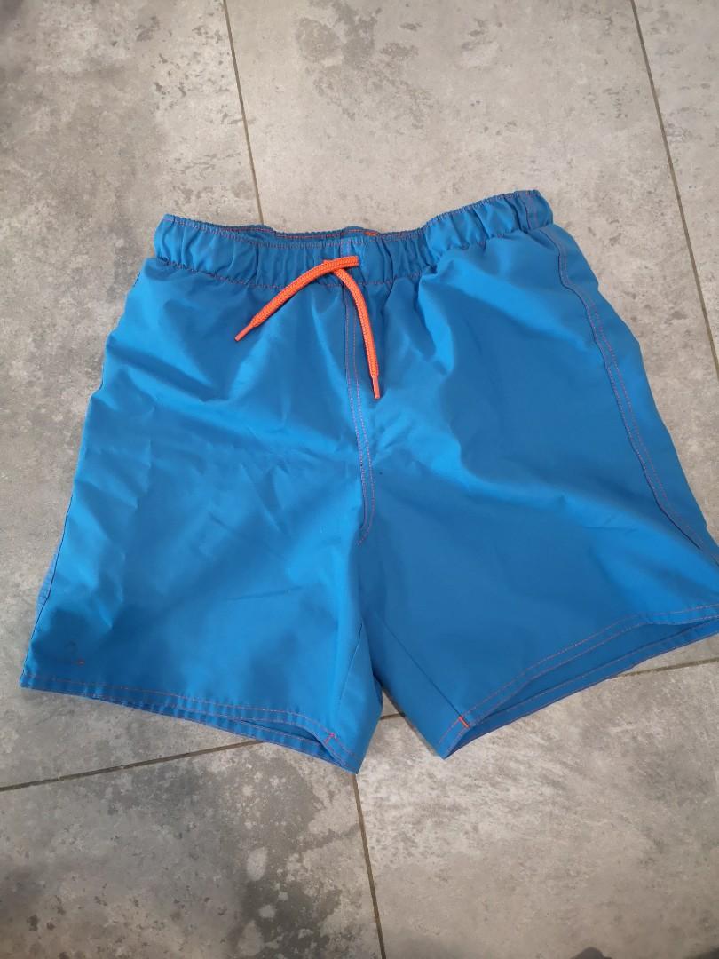84c0ba1917 Decathlon swim shorts., Babies & Kids, Boys' Apparel, 8 to 12 Years on  Carousell