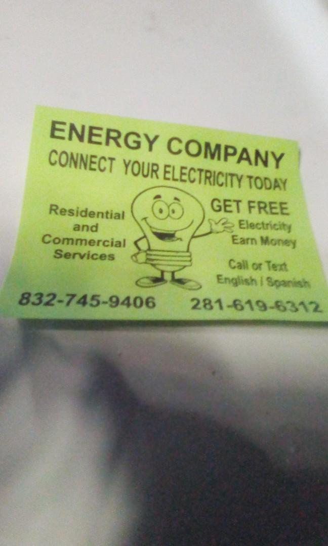 Electricy