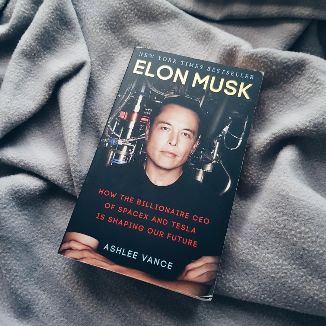 Image result for Elon Musk: How the Billionaire CEO of SpaceX and Tesla is Shaping our Future
