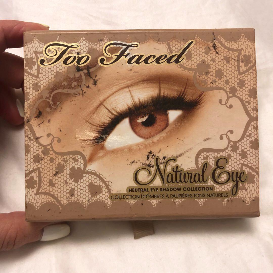 EYESHADOW PALETTE BUNDLE SEPHORA BH COSMETICS TOO FACED