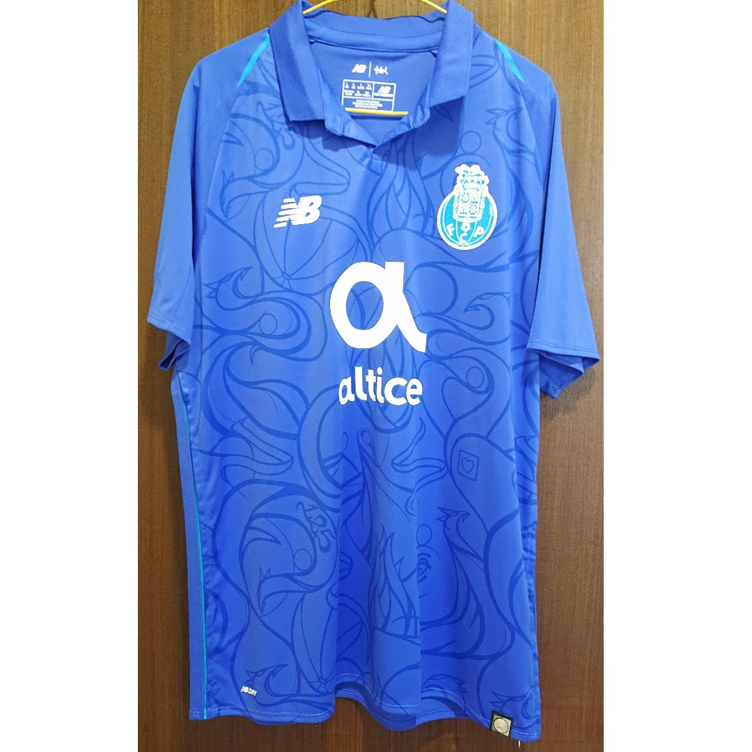 d713983b9 FC Porto 2018 - 19 Third Away Shirt by NEW BALANCE and design by ...