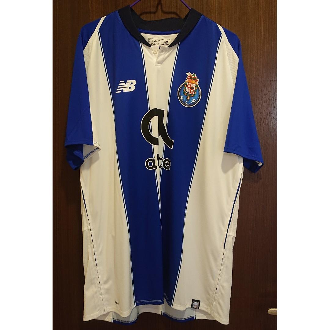 new product 81660 35aa1 FC Porto Jersey 2018-2019 | Porto 125th Anniversary Home Kit ...