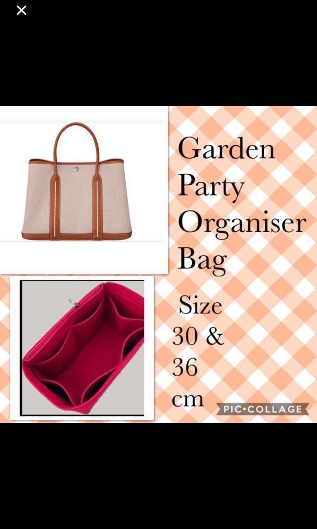 6a317dd1d237 🌷Garden Party Bag Organiser - Hermes