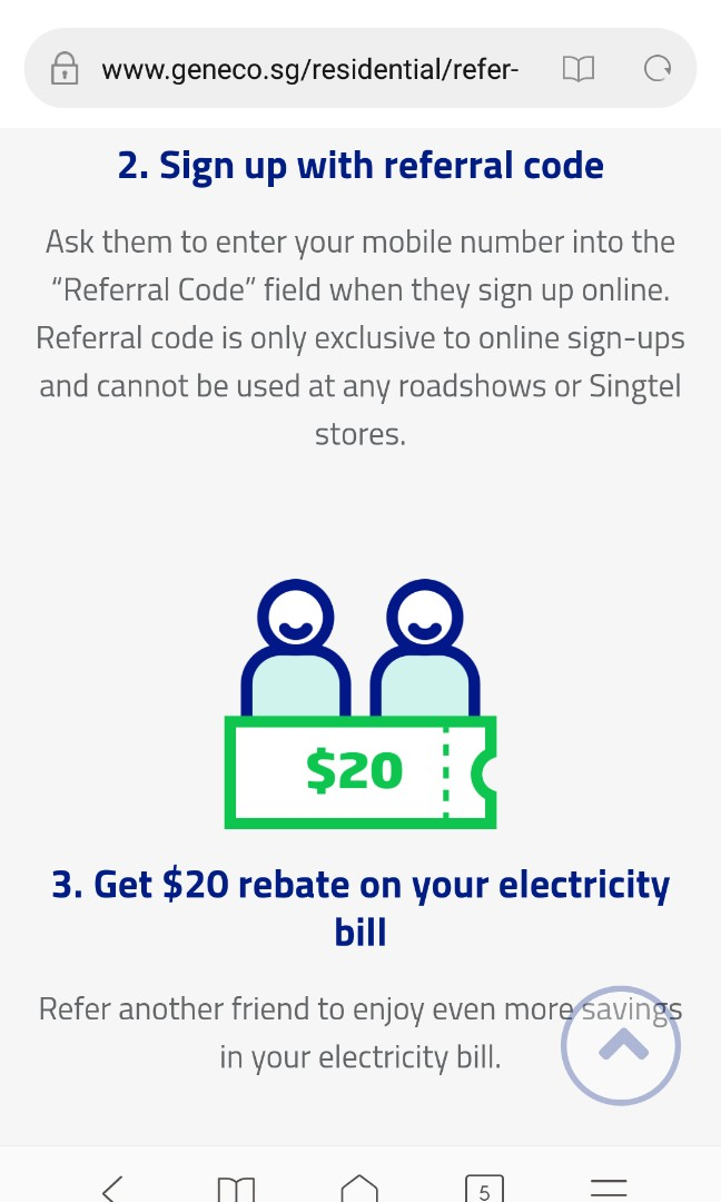Geneco Referral Code: 93842613, Everything Else on Carousell