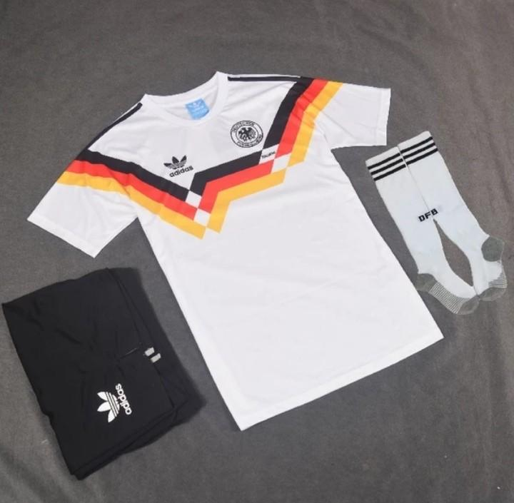 on sale 830f2 cf7d8 Germany Jersey Adidas 1990 World Cup, Men's Fashion, Clothes ...