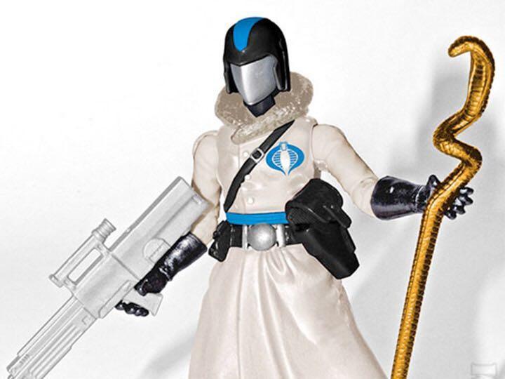 G.I. Joe Cobra Commander Subscription Figure 7.0
