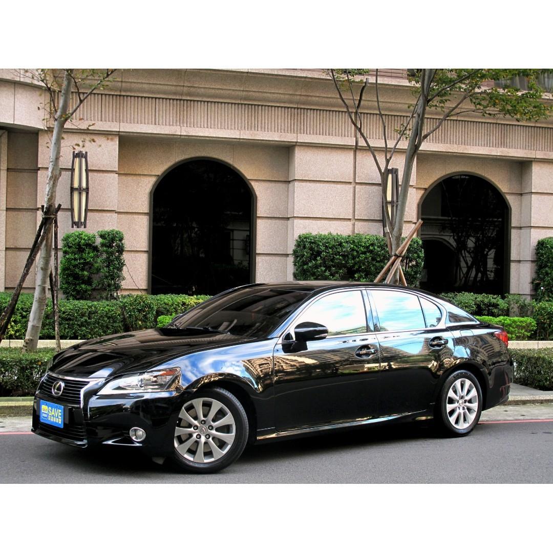 凌志GS250 一手車 原版件 豪華版 電動天窗 HID感應式頭燈 LED日行燈 安全氣囊753