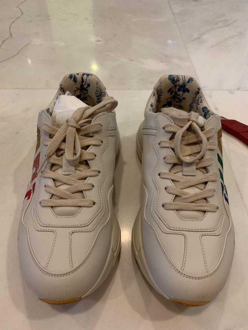 50a984f715 Gucci Sneaker, Women's Fashion, Shoes, Sneakers on Carousell