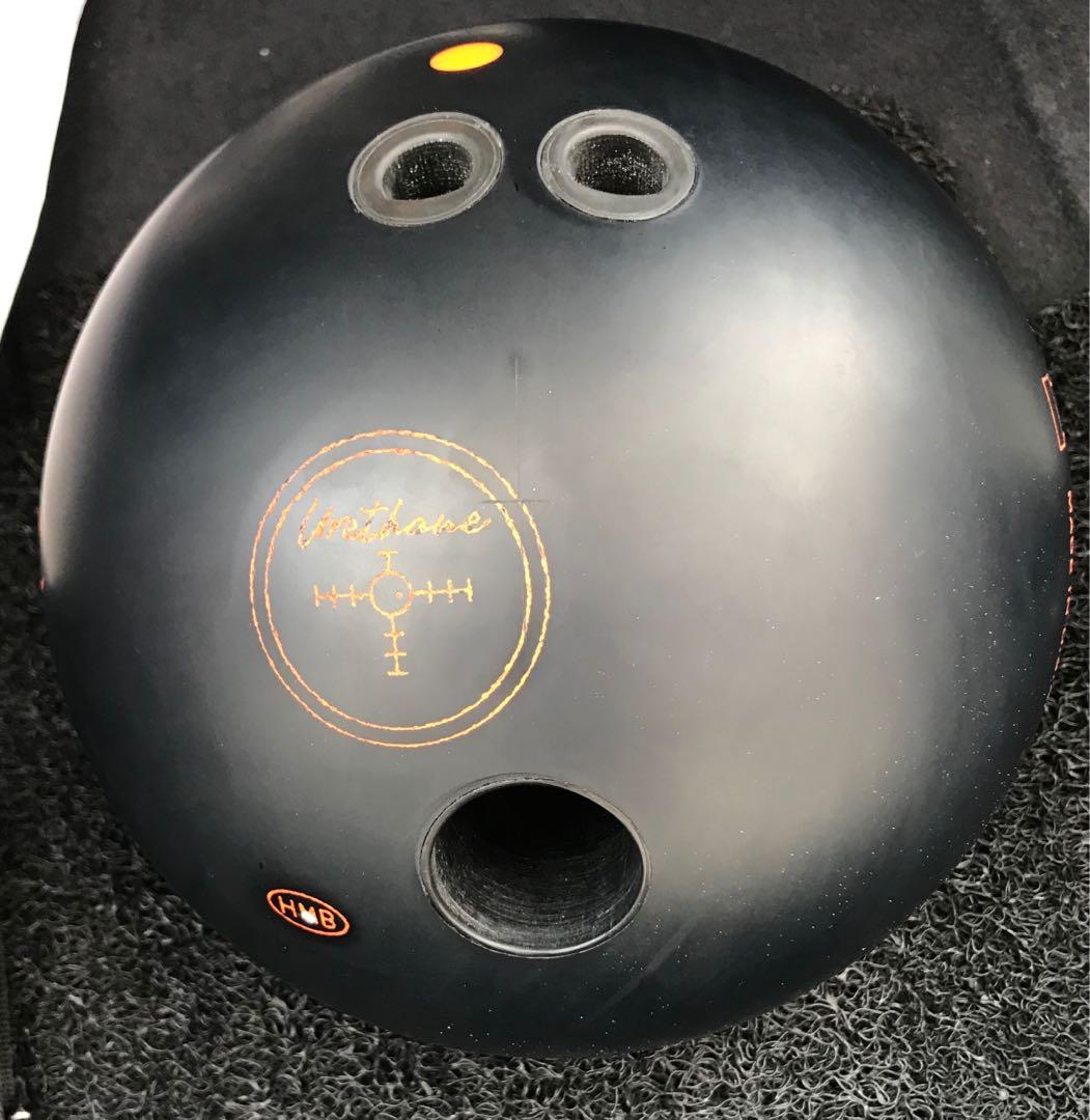 Hammer Black Widow Urethane Bowling Ball Sports Sports