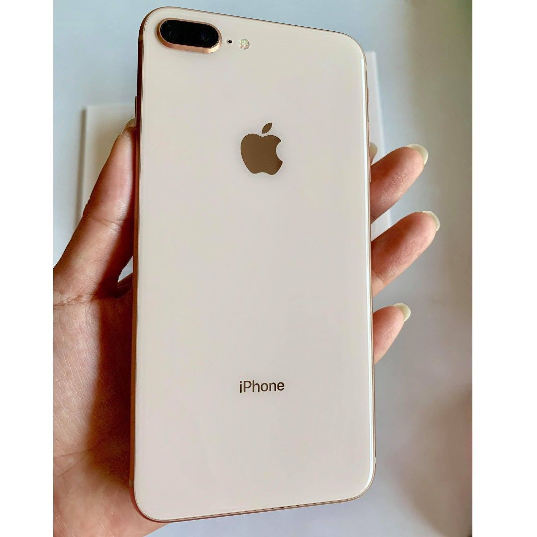 6499500d40e0 iPhone 8 Plus 64GB Rose Gold, Mobile Phones & Tablets, iPhone, iPhone 8  series on Carousell