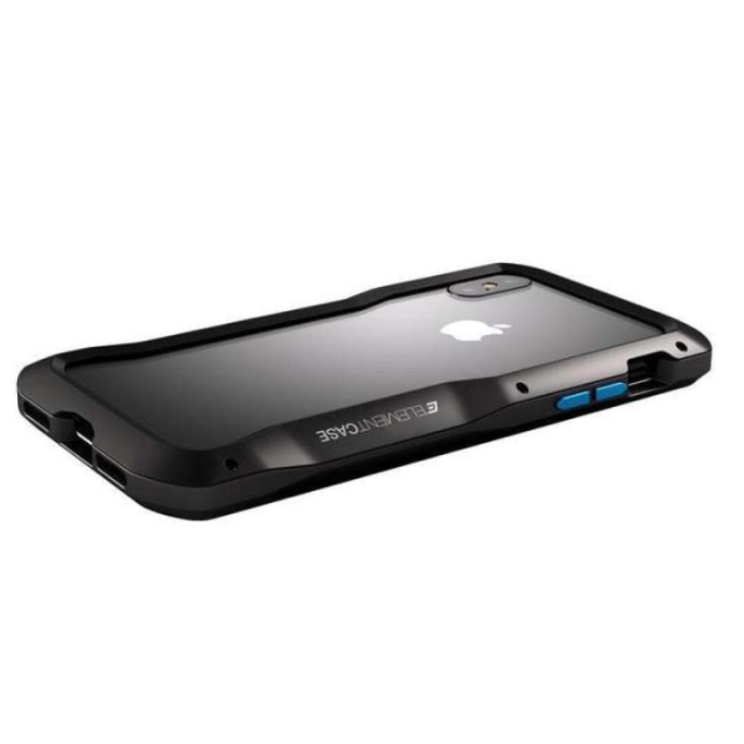 lowest price 78d6e 3b896 IPhone X/ XS Element Case Vapor-S