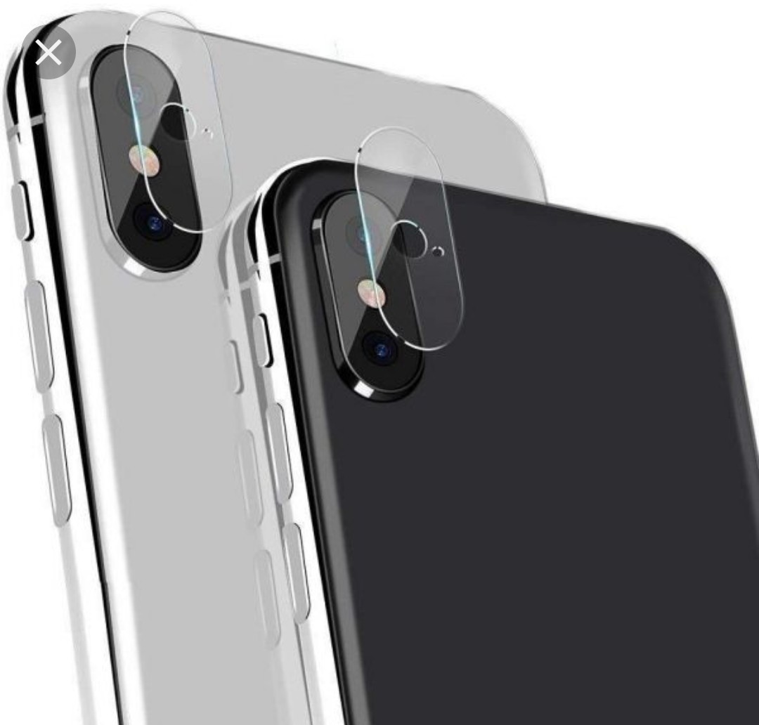 factory authentic bc1d9 4916a iPhone Xs Max Camera Lens Clear HD Temperd Glass Protector