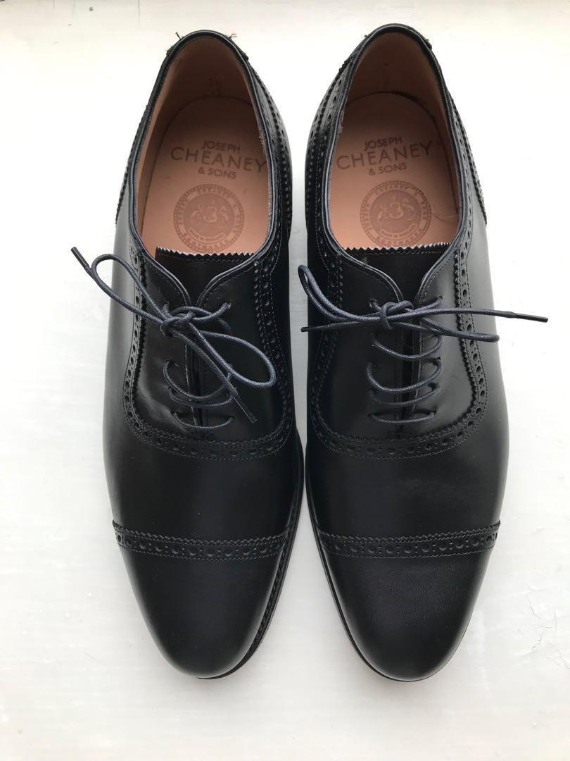 Joseph Cheaney & Sons Leather Men Shoes