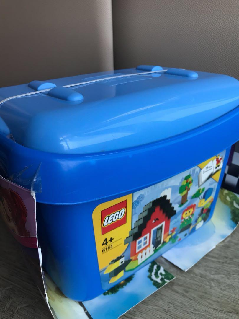 Lego Classic Brick Box Set 6161 Complete with Instruction
