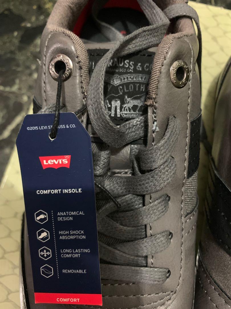 Levis Comfort Shoes, Men's Fashion