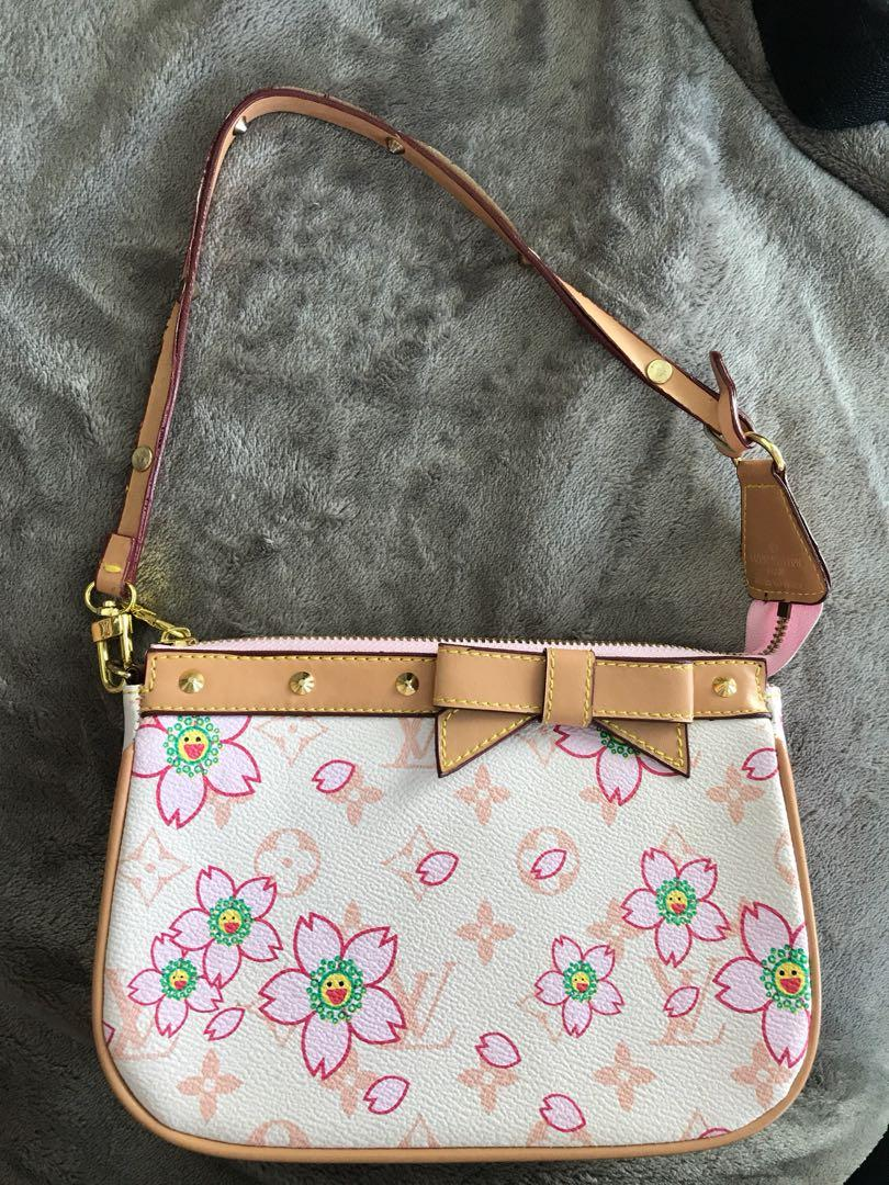 Louis Vuitton Cherry Blossom Limited Edition Handbag