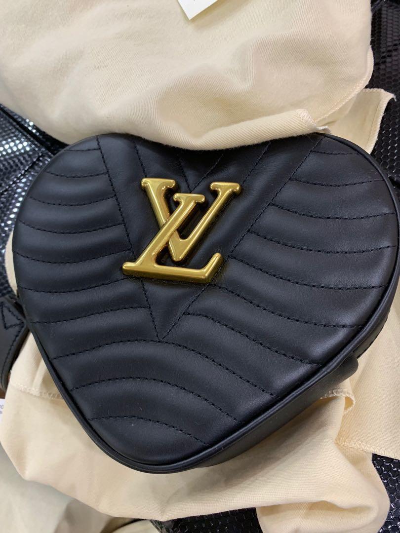1553c0838626 Louis Vuitton heart bag Authentic
