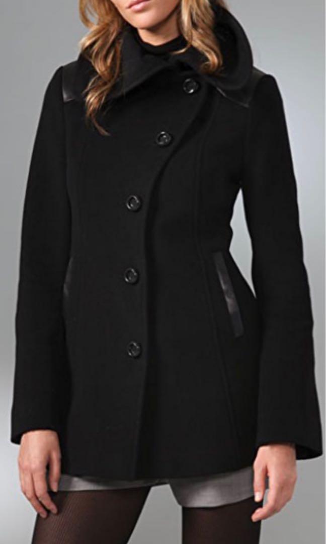 Mackage Elise Wool Jacket - Size XXS