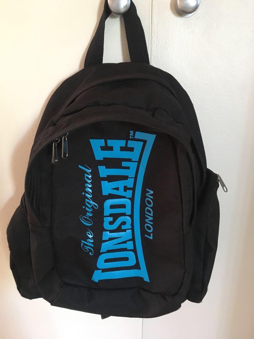 Mini Lonsdale Backpack