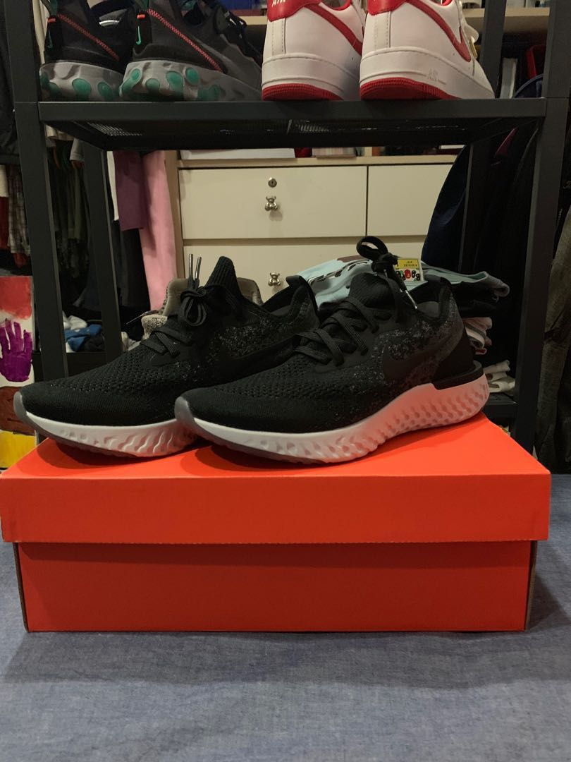 "06bf29cd5978 Nike Epic React ""oreo"" flyknit"