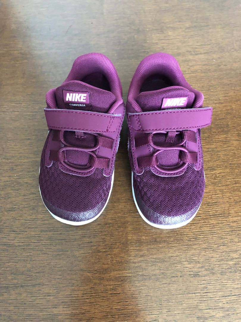 33cce3d669ad Nike toddler shoes for sale UK 5.5 - used less than 2 months