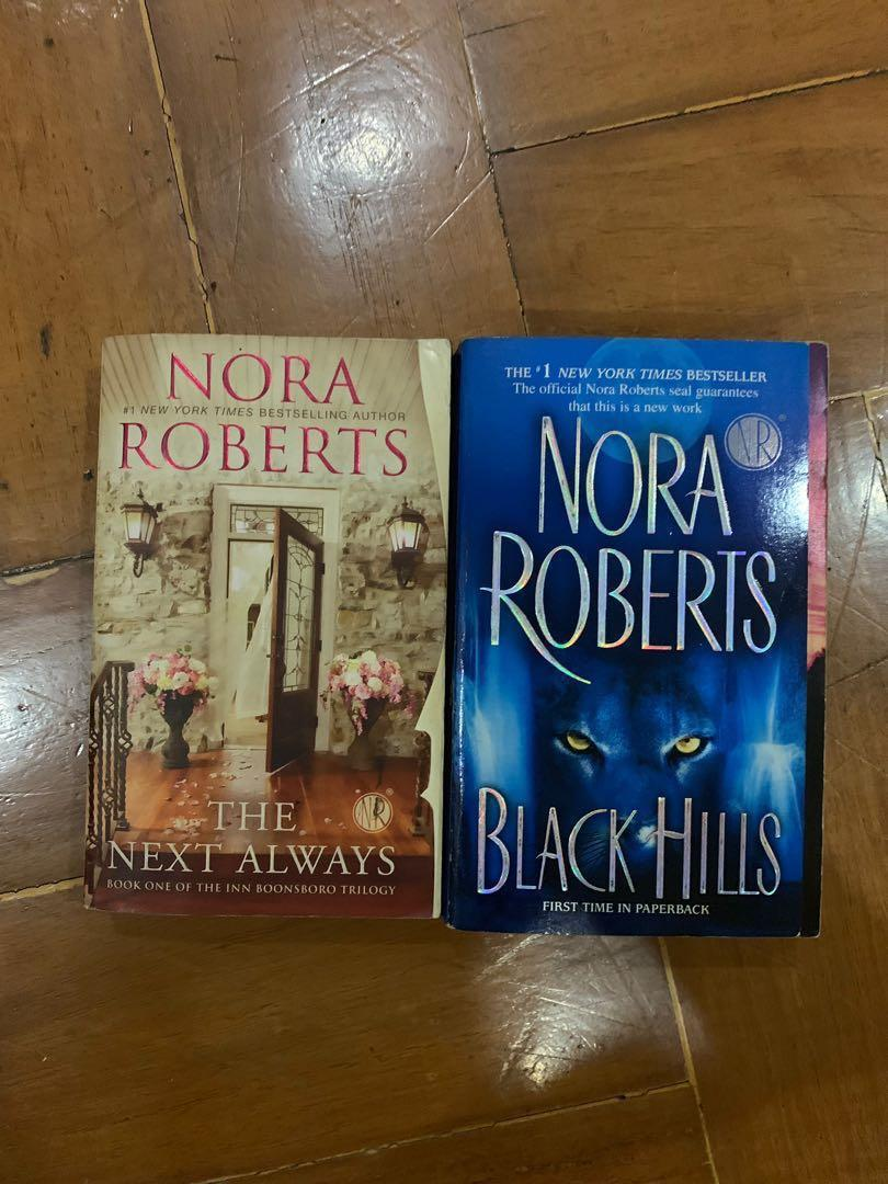 Preloved Books (Nicholas Sparks, Nora Roberts, etc)