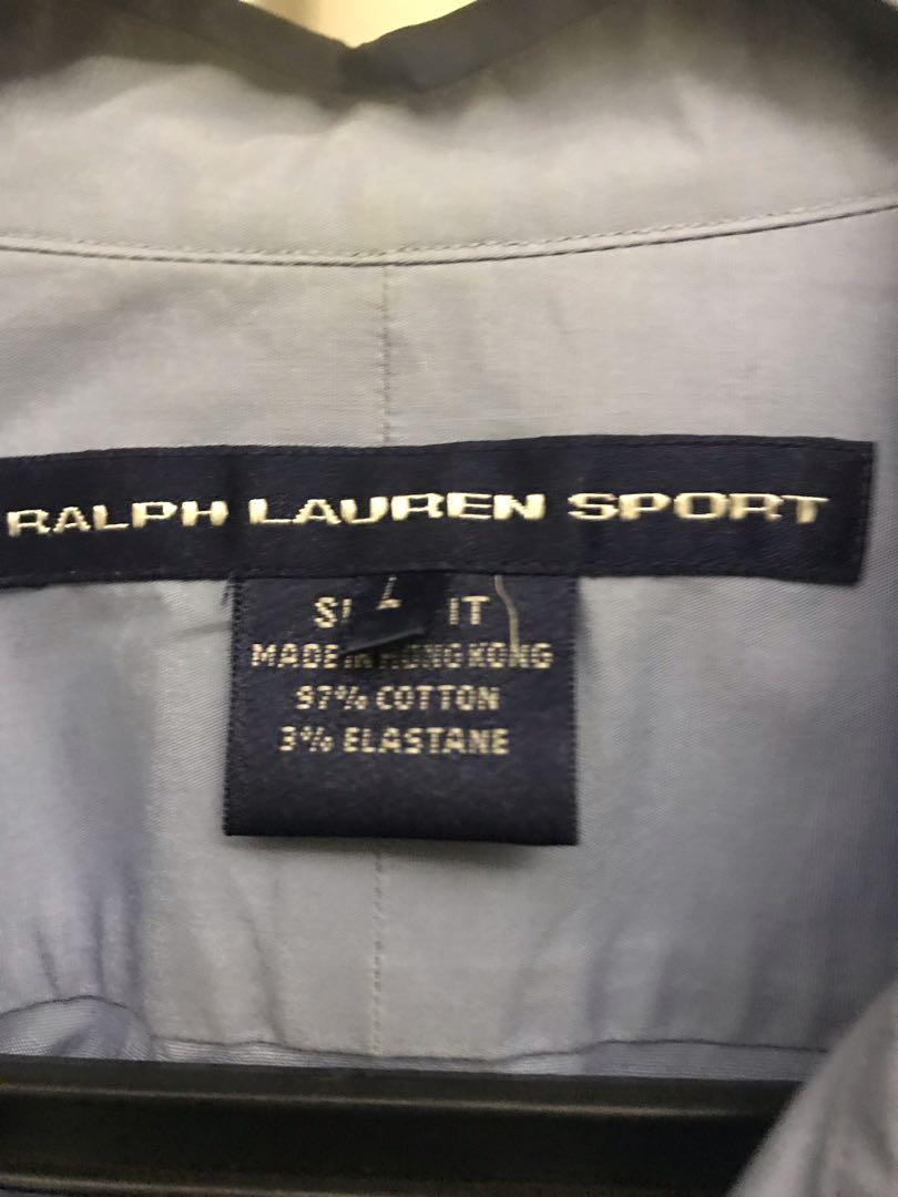 Ralph Lauren slim fit shirt