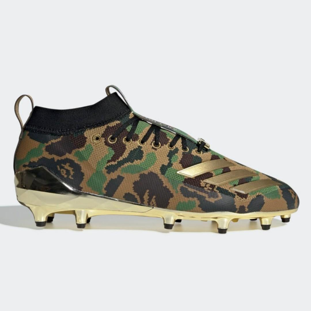 8234f8255 RARE  Adidas x Bape Football Cleats