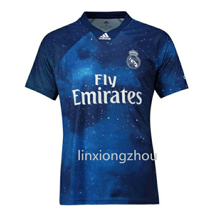 cab6a989f Real madrid limited edition jersey