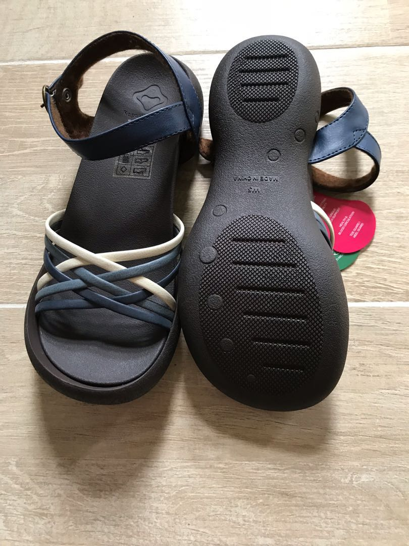 8b623481a8a Regetta canoe sandals size original price women fashion shoes on carousell  jpg 810x1080 Canoe shoes