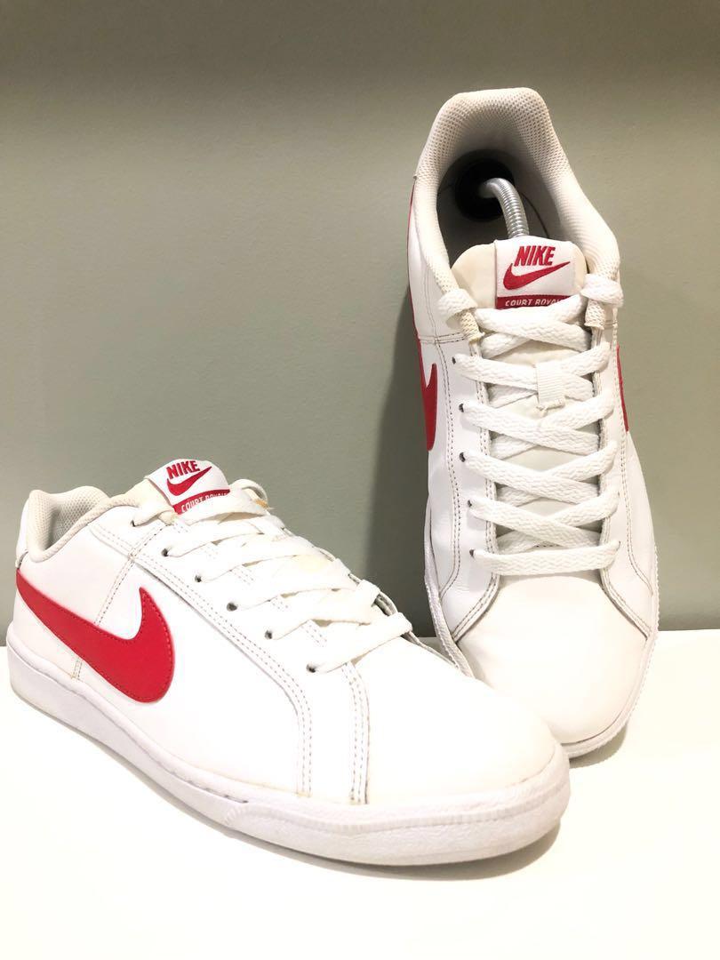 REPRICED  Nike White Shoes Court Royale d283d7c15