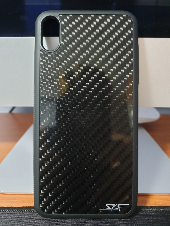 brand new 465e3 dcd17 Simply Carbon Fiber - Simply Carbon Fiber iPhone XS Max