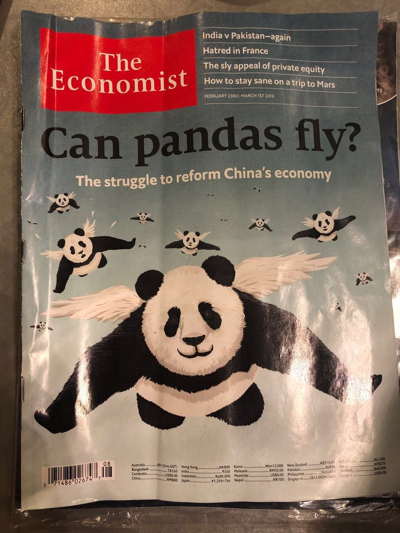 The economist- February 23rd - March 1st 2019