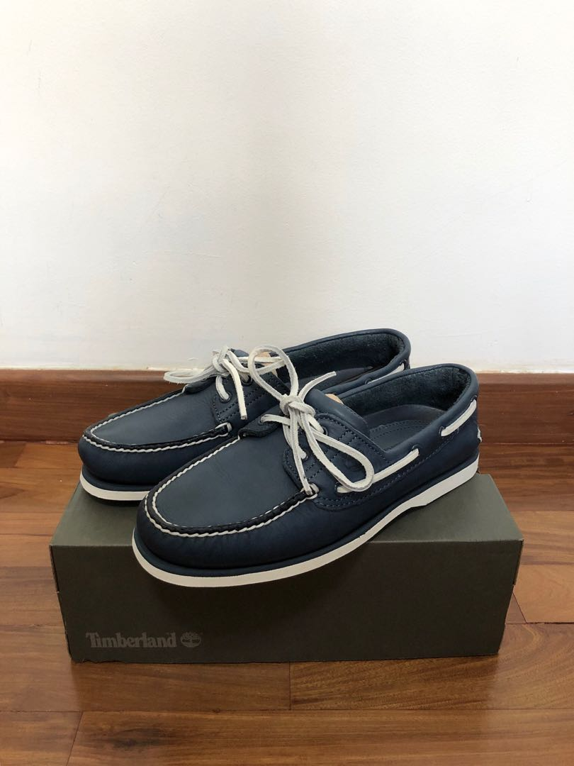 558761ef69e Timberland Classic Boat Shoes, Men's Fashion, Footwear, Others on ...