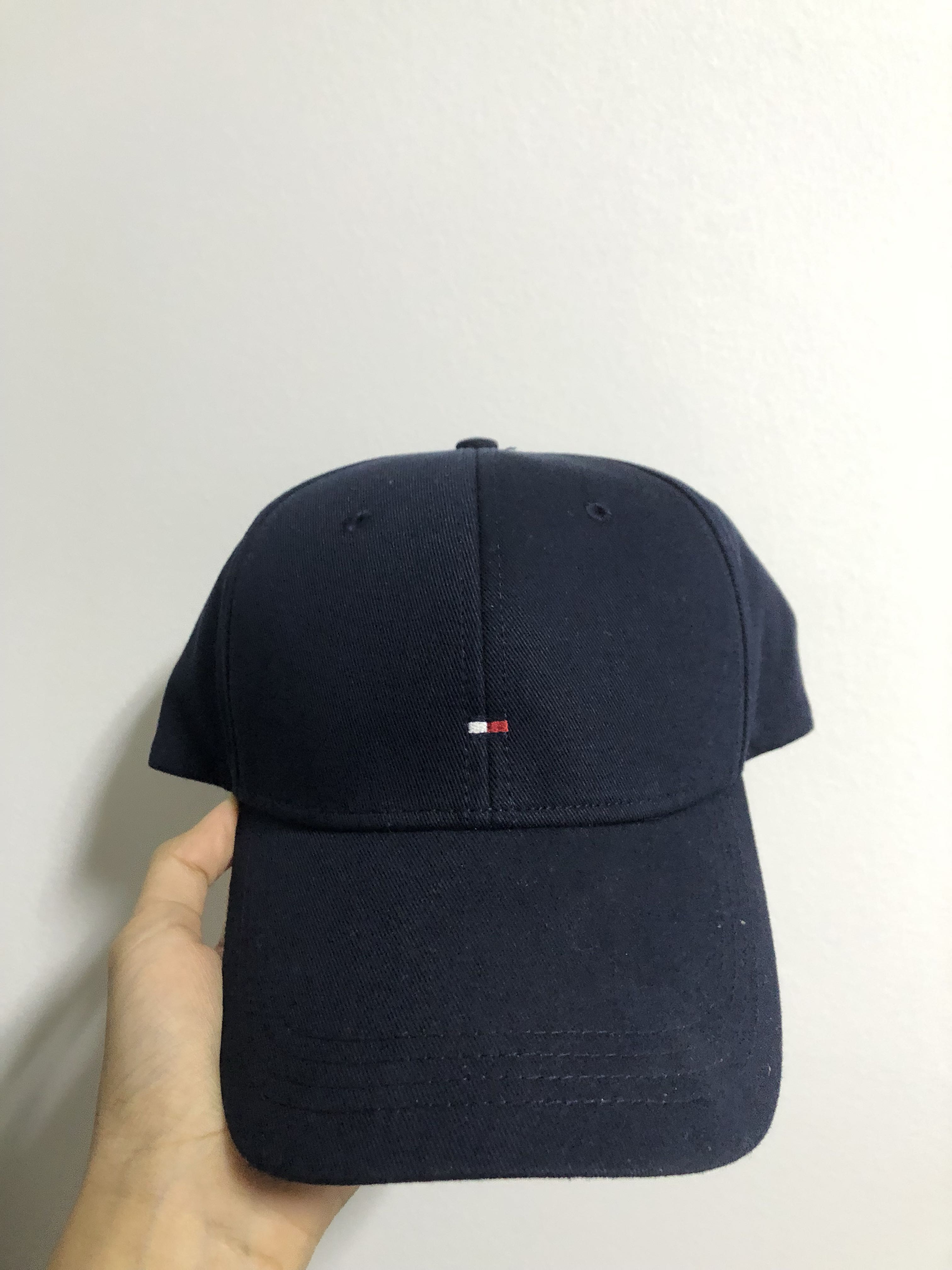 060b5a4a Tommy Hilfiger Classic Cap in Navy, Men's Fashion, Accessories, Caps & Hats  on Carousell