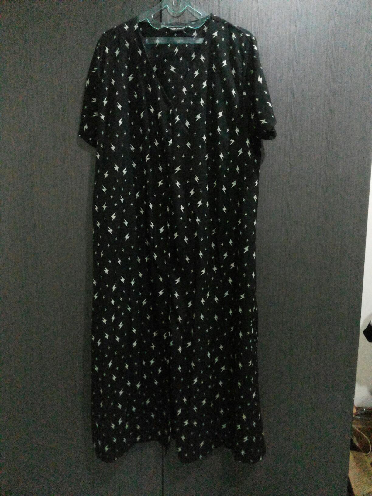 Trick n Tricky Dress